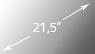 SMART VISION 21, Zoll Display in Küche integriert