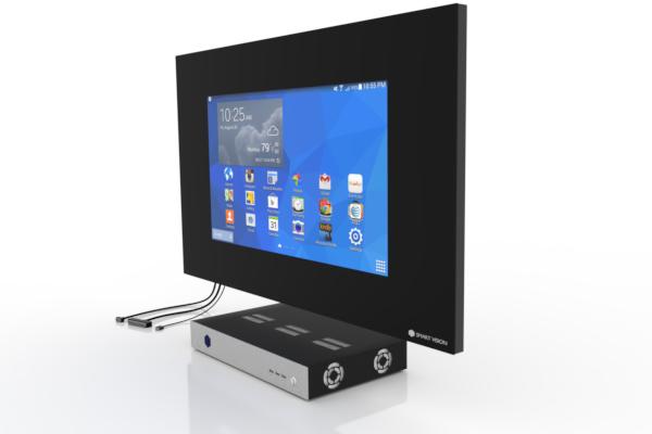 SMART VISION Kompaktmodul mit LCD groß seitlich
