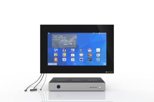 SMART VISION Kompaktmodul mit LCD klein Front