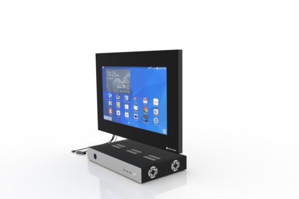 SMART VISION Kompaktmodul mit LCD klein seitlich