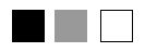 SMART VISION Farbauswahl schwarz/grau/weis, RAL-Farben und NCS-Farben