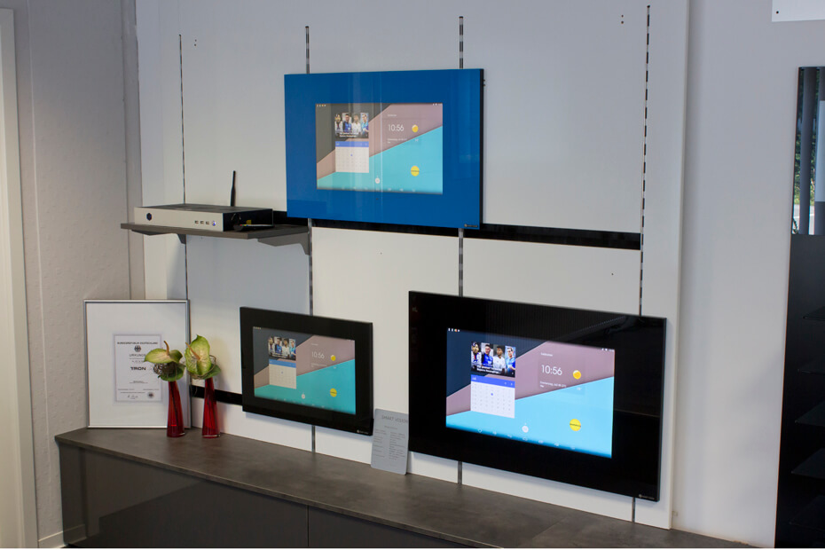 Unsere LCD Kompaktmodule