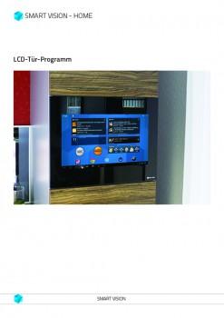 SMART VISION Preisblatt LCD-Tür - Fernsehen Integration in der Küche