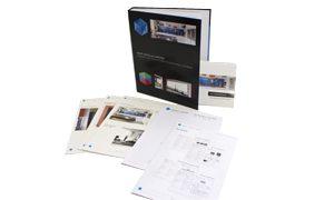 SMART VISION Verkaufsordner, Flyer und Preisblätter