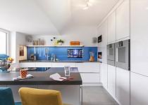 Küche mit Smart-TV erhält Küchenaward