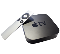 SMART VISION - Externe Geräte - Apple TV